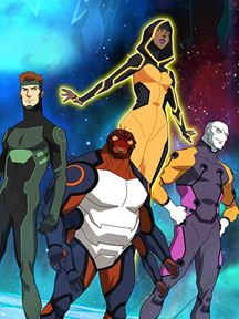 Young Justice: Outsiders Temporada 1
