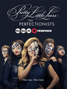 Ver Pretty Little Liars: The Perfectionists Temporada 1 – 1080P En Espanol Gratis