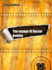 Las aventuras del doctor Dolittle Tráiler
