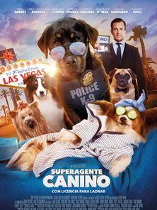 Superagente canino Tráiler