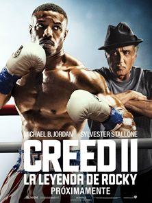 Creed II: La leyenda de Rocky Tráiler