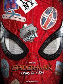 Spider-Man: Lejos de casa Tráiler