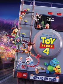 Toy Story 4 Tráiler