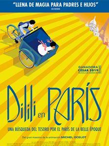 Dilili en Paris Tráiler