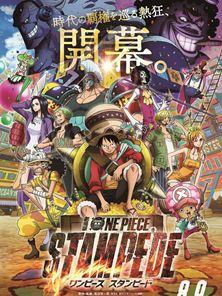 One Piece: Estampida Tráiler VO