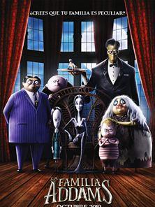La familia Addams Tráiler