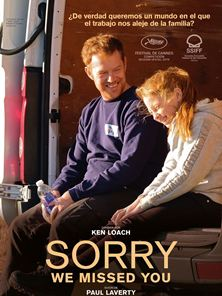 Sorry We Missed You Trailer