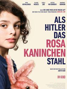 Cuando Hitler robó el conejo rosa Tráiler VO