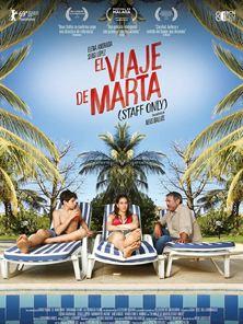 El viaje de Marta Tráiler VO