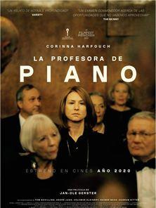 La profesora de piano Tráiler