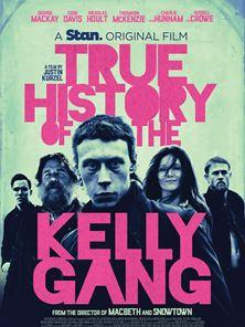 True History of the Kelly Gang Tráiler VO