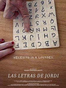Las letras de Jordi Tráiler
