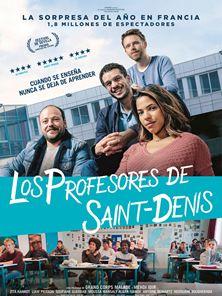 Los profesores de Saint-Denis Tráiler Español