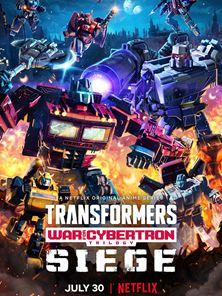 Transformers: Trilogía de la guerra por Cybertron - El amanecer de la tierra Tráiler VOSE