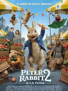 Peter Rabbit 2: A la fuga Tráiler