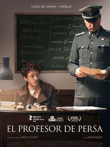 El profesor de persa Tráiler