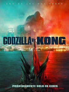 Godzilla vs. Kong Tráiler