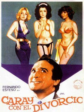 Cine del destape caray con el divorcio 1982 mejores esc - 1 3