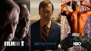 Filmin, HBO España y Movistar+ estrenan casi 90 películas y series en la semana del 24 de febrero al 1 de marzo