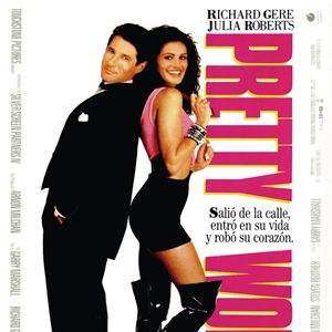 cartel de la pelicula pretty woman