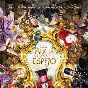 Alicia en el pais de las maravillas 2 for Espejo q aparece en una pelicula