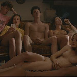 australian gang bang porno