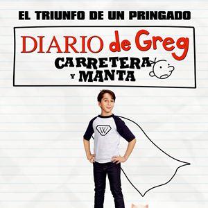 Diario De Greg Carretera Y Manta Pel Cula 2017