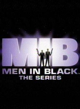 Los hombres de Negro: La serie