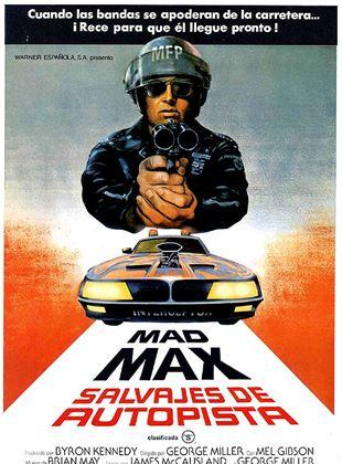 Mad Max: Salvajes de autopista