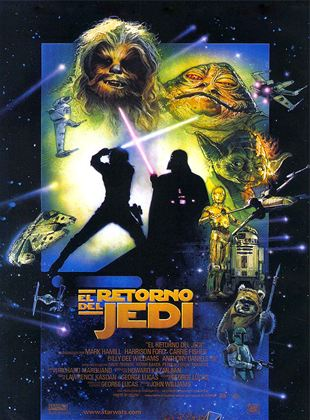 Star Wars: Episodio VI - El retorno del Jedi