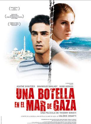 Una botella en el mar de Gaza