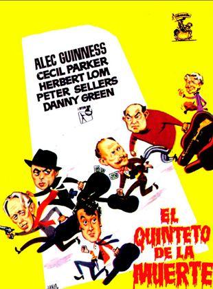 El Quinteto De La Muerte Película 1955 Sensacine Com