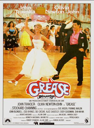 Grease (Brillantina)