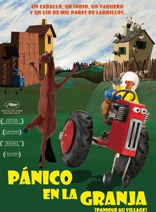 Pánico en la granja