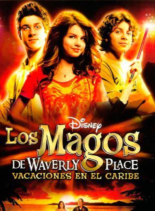 Los magos de Waverly Place. Vacaciones en el Caribe