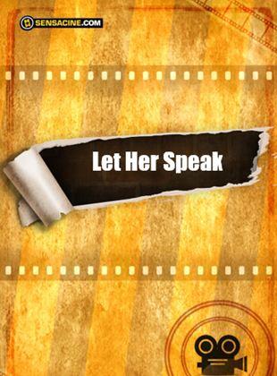 Let Her Speak