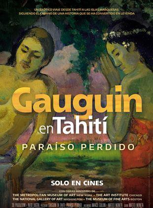 Gauguin en Tahití. Paraíso perdido