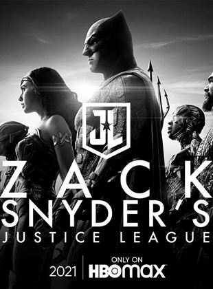 Justice League : The Snyder Cut