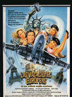 Las vacaciones europeas de una chiflada familia americana