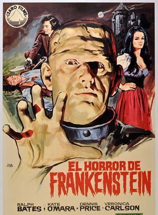 El horror de Frankenstein