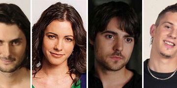 '14 de abril. La República': Sergio Mur, María Cotiello, Biel Durán y Elio González fichan por la segunda temporada