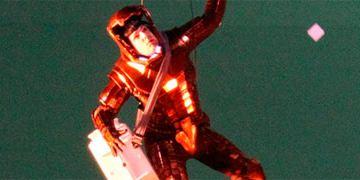'Star Trek 2': Zachary Quinto por los aires como el comandante Spock