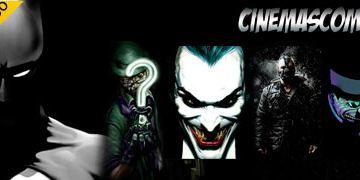 ¿Cual es el mejor villano cinematográfico de Batman? - CinemasComics