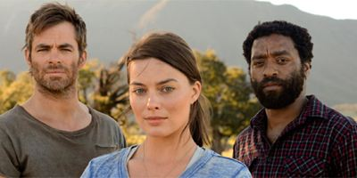 'Z for Zachariah': Chris Pine, Chiwetel Ejiofor y Margot Robbie hablan de la película