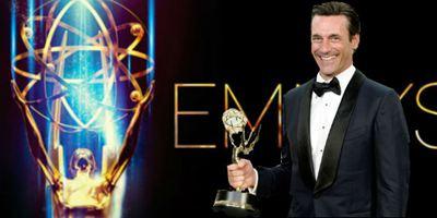 Emmys 2015: Jon Hamm, muy sorprendido por su galardón a Mejor Actor de Drama