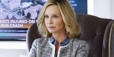 'Supergirl': Calista Flockhart regresará en el final de la segunda temporada