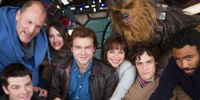 'Star Wars': ¿Revelados los nombres de dos personajes principales del 'spin-off' de Han Solo?