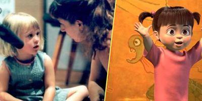 'Monstruos S.A.': Esta es la chica que ponía la voz a la niña humana de la película, Boo