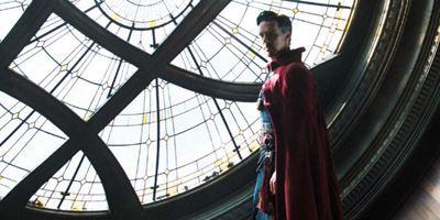 'Vengadores: Infinity War': El rodaje se traslada al Sanctum Sanctorum de Doctor Strange