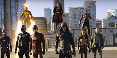 'Crisis on Earth-X': CW adelanta el argumento del 'crossover' entre 'Arrow', 'Supergirl', 'The Flash' y 'Legends of Tomorrow'